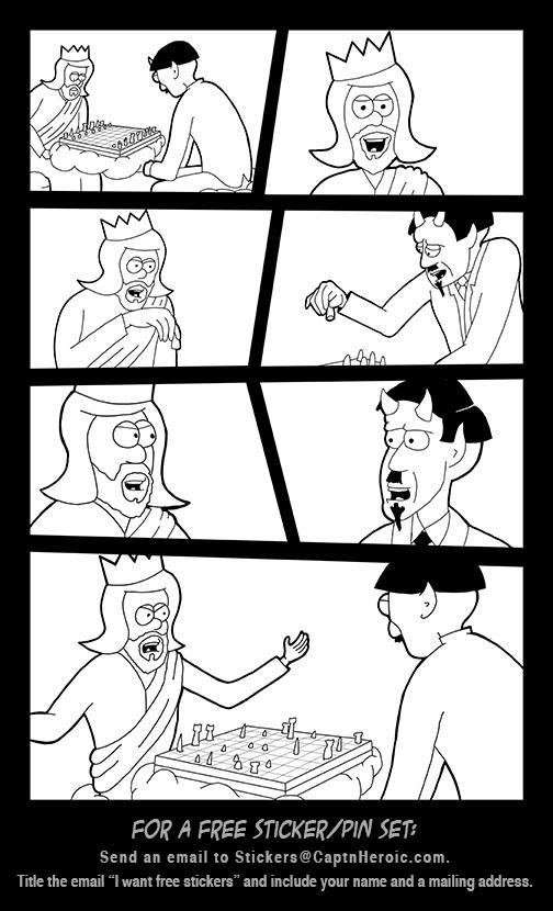 Comic Book Art Page 22_line_2